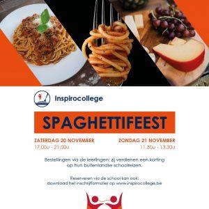 inspirocollege spaghettifeest
